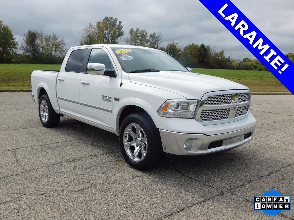 Pre-Owned 2016 Ram 1500 Laramie 4D Crew Cab in Richmond #G92827 ...
