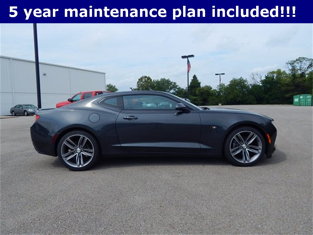 pre owned 2017 chevrolet camaro 2lt 2d coupe in richmond. Black Bedroom Furniture Sets. Home Design Ideas
