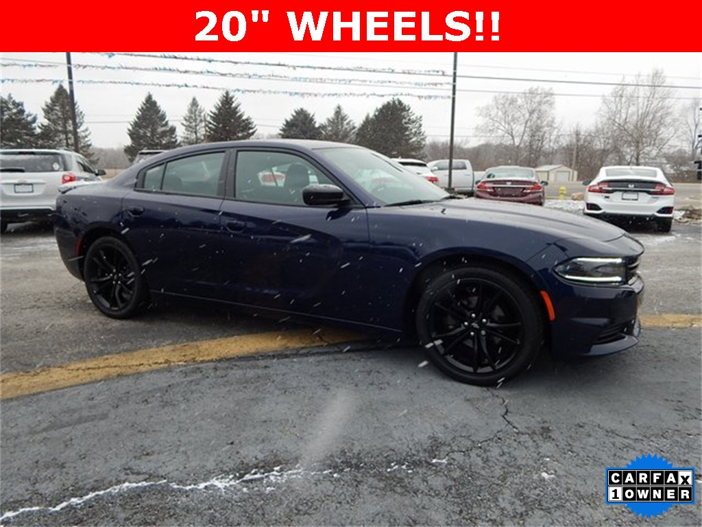 Pre Owned 2017 Dodge Charger Se 4d Sedan In Richmond G93600a