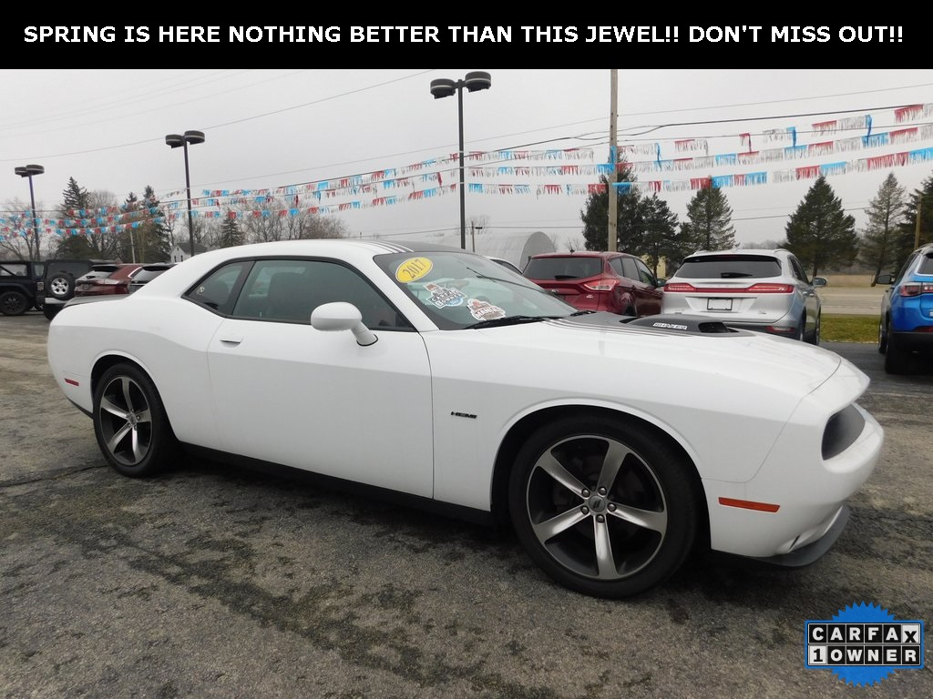 Pre Owned 2017 Dodge Challenger R T Plus Shaker