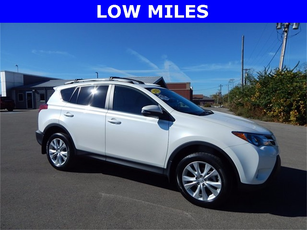 Toyota toyota rav 2013 : Pre-Owned 2013 Toyota RAV4 Limited 4D Sport Utility in Richmond ...