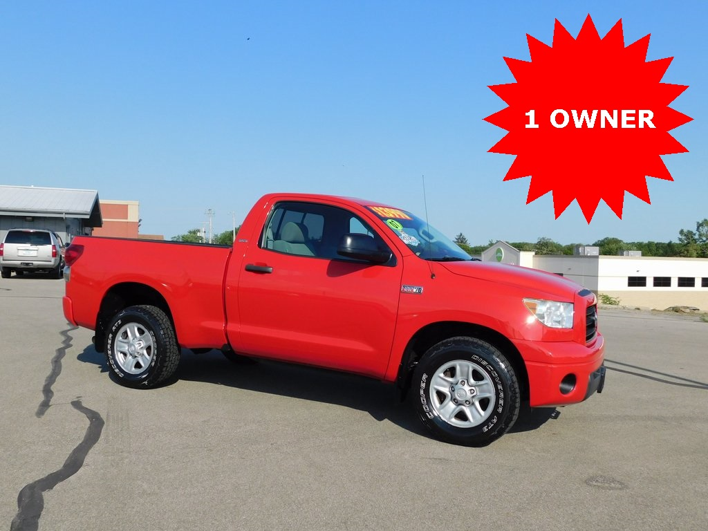 Pre-Owned 2007 Toyota Tundra Base