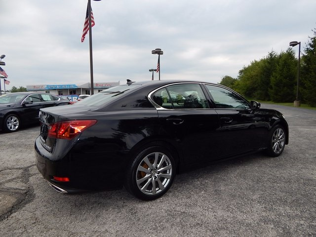 Pre-Owned 2013 Lexus GS 350 With Navigation & AWD