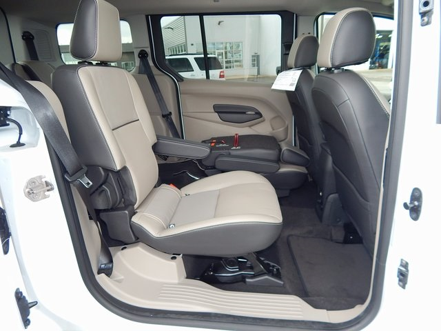 new 2017 ford transit connect titanium passenger van in richmond f37322 wetzel group. Black Bedroom Furniture Sets. Home Design Ideas