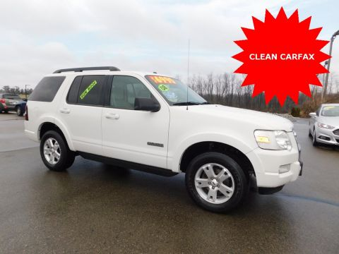 Pre-Owned 2008 Ford Explorer XLT