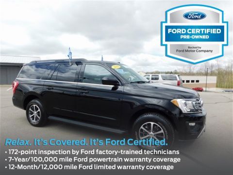 Certified Pre-Owned 2018 Ford Expedition Max XLT