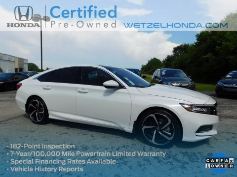 2019 Honda Accord Sport