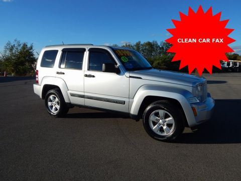 Pre-Owned 2010 Jeep Liberty Sport