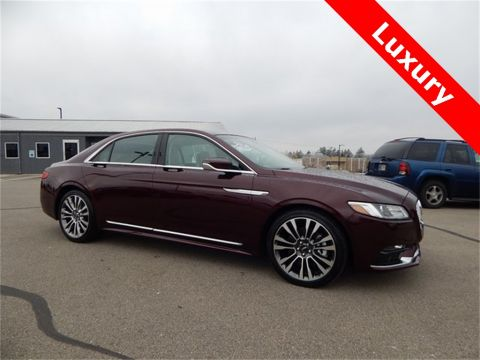 Pre-Owned 2017 Lincoln Continental Reserve