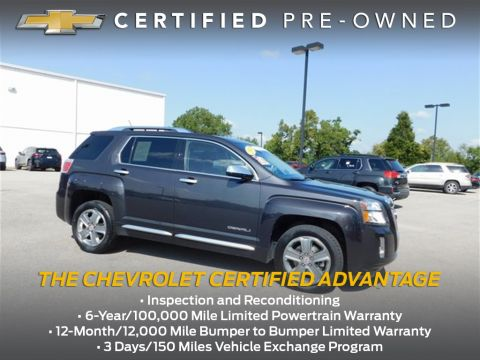 Certified Pre-Owned 2014 GMC Terrain Denali