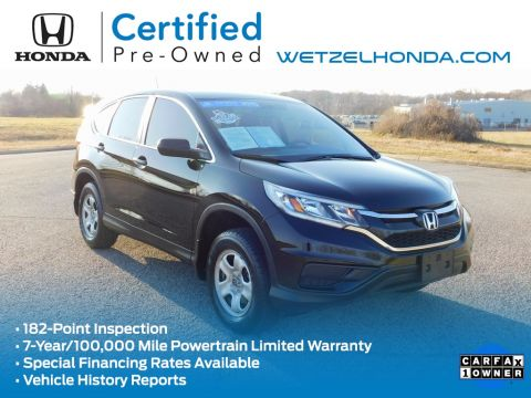 Certified pre owned vehicles richmond wetzel group for Pre certified honda