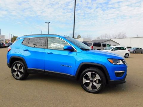 2020 Jeep Compass Latitude