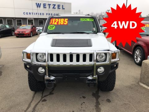 Pre-Owned 2007 Hummer H3 Luxury