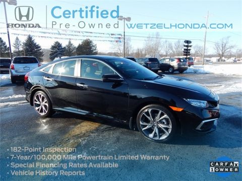 Pre-Owned 2019 Honda Civic Touring